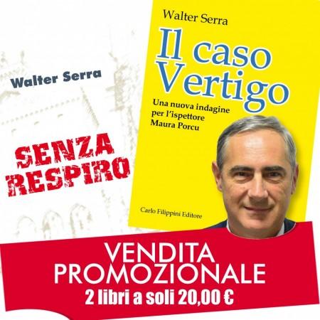 Il caso Vertigo e Senza respiro - Walter Serra immagini