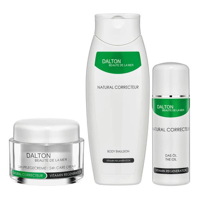 Natural Correcteur - Regenerare, hrănire, vitaminizarea pielii