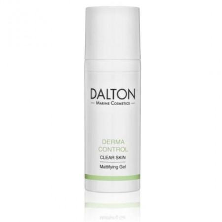 Derma Control Mattifying Gel 50 ml. gel cremă pentru matifierea tenului, ten gras acneic