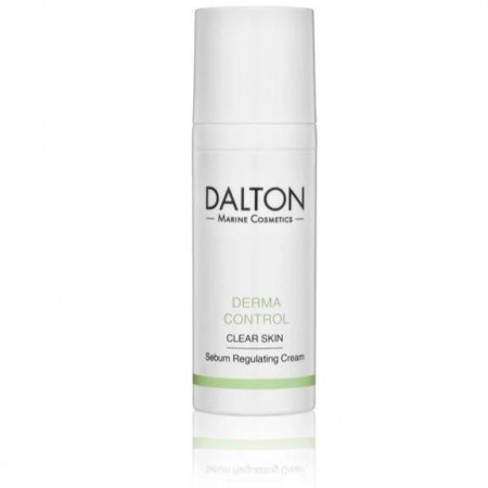 Derma Control Sebum Regulating Cream 50 ml. cremă hidratantă pentru reglarea sebumuli, ten gras acneic