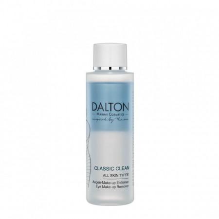 Classic Clean All Skin Types Eye Make-up Remover 100 ml. - Demachiant bifazic delicat pentru îndepartarea machiajului rezistent cu extract de mușetel și gălbenele