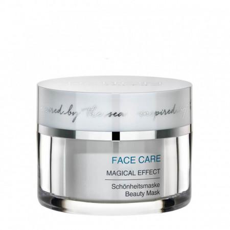 Face Care Beauty Mask 50 ml. - Mască anti-îmbătrânire, antiinflamatoare, matifiantă cu minerale marine și hamamelis
