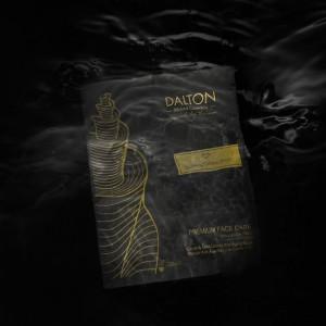 Premium Face Care Collagen Pro Caviar & Gold 20 ml. - Mască monodoză tip șervețelanti-îmbătrânire - premium cu aur colagen și caviar