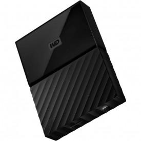 """HDD extern WD, 4TB, My Passport, 2,5"""" USB 3.0, negru"""