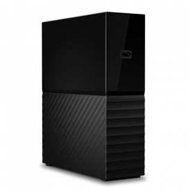 """HDD extern WD, 3Tb, My Book, 3.5"""", USB 3.0, WD Backup software and Time , quick install guide, negru"""