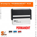 "Stampila text ""PERMANENT"""