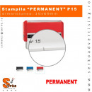 "Stampila text ""PERMANENT"""