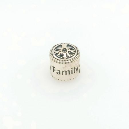 Talisman Argint 925 rodiat Family