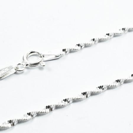 Lant Argint 925 TW Magic, 45cm lungime