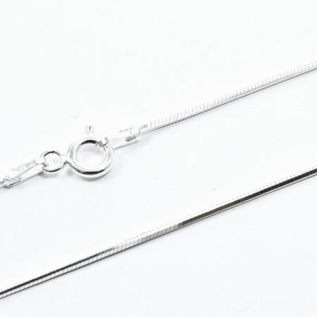 Lant Argint 925 Magic Round D/C, 45cm lungime