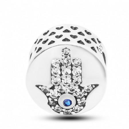 Talisman Argint 925 rodiat Mana Fatimei