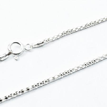 Lant Argint 925 Coreana, 45 cm lungime