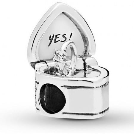 Talisman Argint 925 rodiat Cerere in casatorie