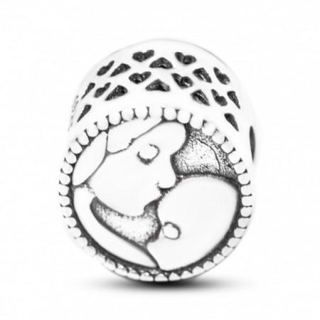 Talisman Argint 925 rodiat Mother love