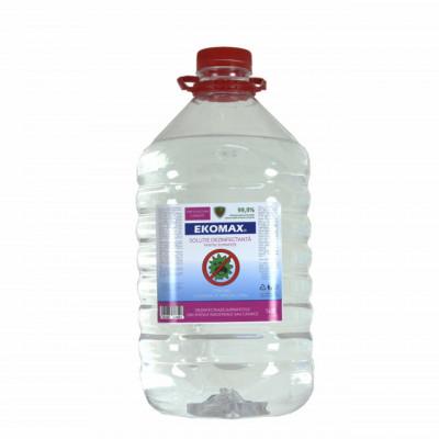 Dezinfectant Bactericid suprafete EKOMAX 5 L Aviz M.S.nr 4001BIO/02/12.24