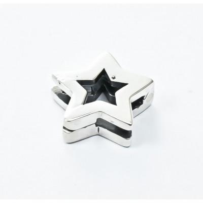 Talisman Argint 925 rodiat Star