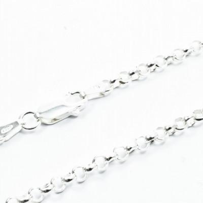 Lant Argint 925 Rolo Light DCS, 45 cm lungime