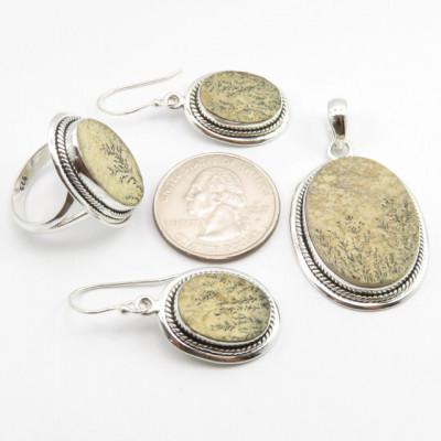Set Argint 925 cu Jasper