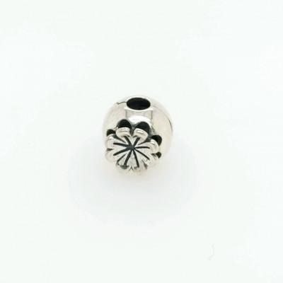 Talisman Argint 925 rodiat Floare