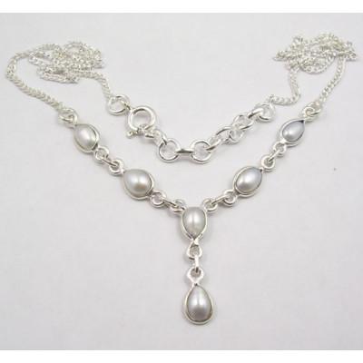 Colier din Argint cu Perla FreshWater