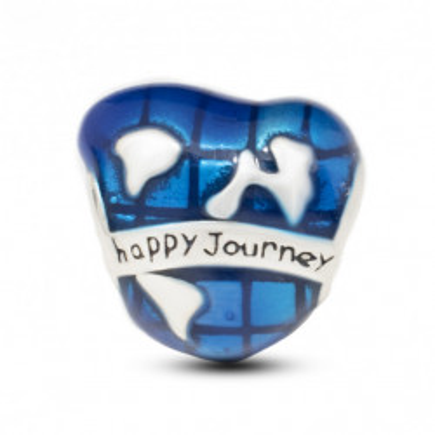 Talisman Argint 925 rodiat Happy Journey