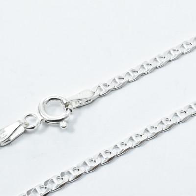 Lant Argint 925 Travers 6L Exf, 45 cm lungime
