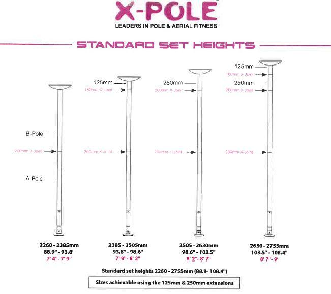 xpole xpert 2018 clock spinning