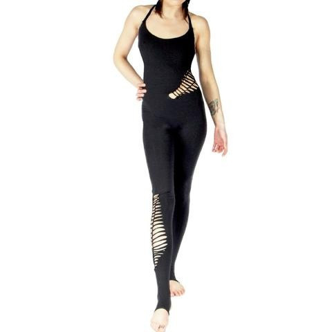 Wink Pole and Yoga Wear Braided Catsuit