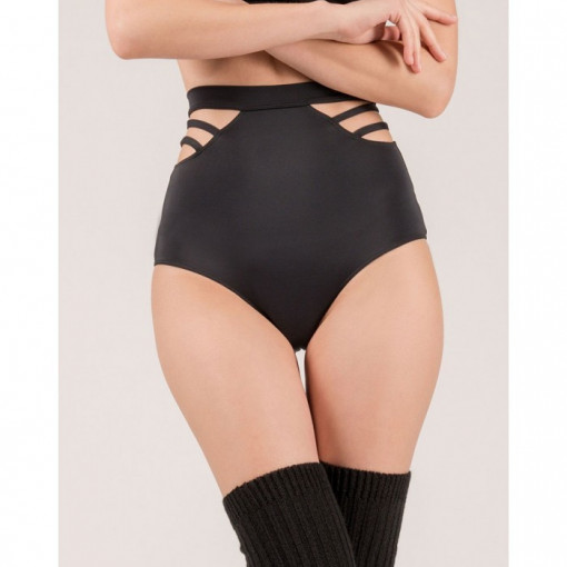 MADEMOISELLE SPIN - FATALE BLACK SHORTS