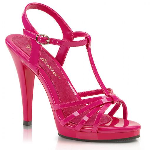 Fabulicious FLAIR-420 Hot Pink Pat/Hot Pink