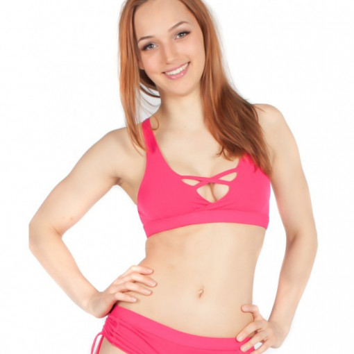 MADEMOISELLE SPIN - TOP PIGALLE ROSA