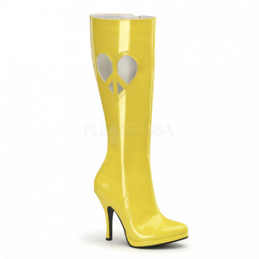 Funtasma LOVE-270 Yellow Pat