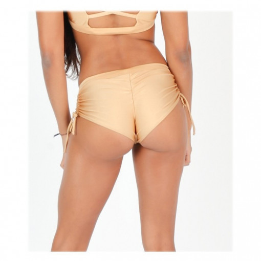 MADEMOISELLE SPIN - SHORT COCO CREAM GOLD