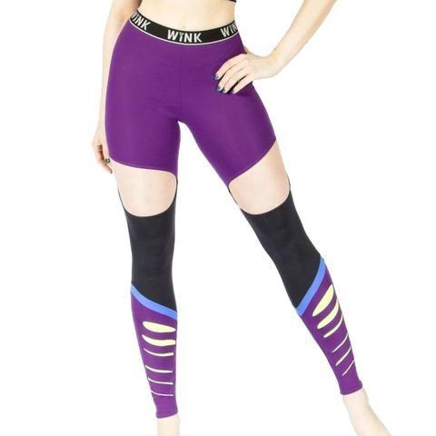 Wink - Athena Leggins Aeiral e pole dance H24