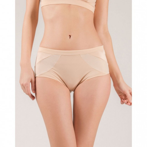 MADEMOISELLE SPIN - CRESCENT MOON crema SHORTS