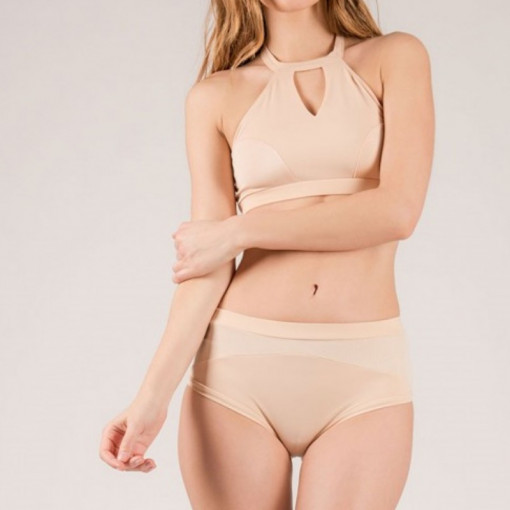 MADEMOISELLE SPIN - Short EMBRACE Nude