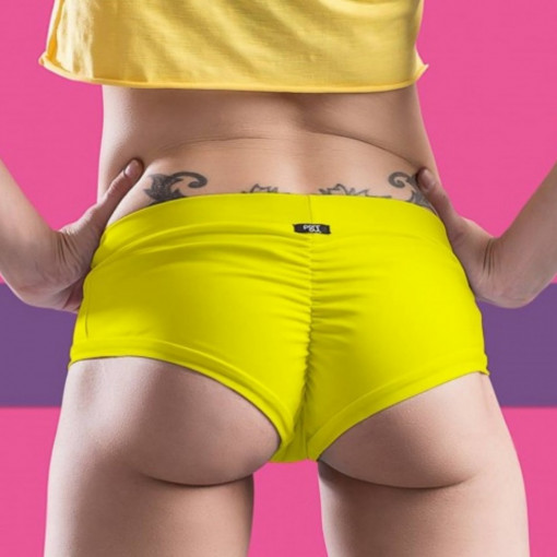 POINT OUT POLE WEAR - LIME SHORT subito h24