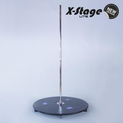 Xpole Pedana Xstage Lite cr NEW version Spedizione INCLUSA