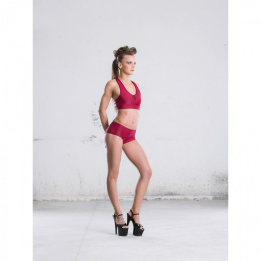 POINT OUT POLE WEAR - IMPULSE BURGUNDY TOP