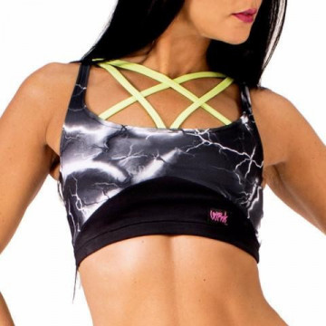 WINK POLE ELEKTRA CROP TOP W0178
