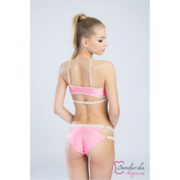 Bandurska Design - Raspberry Cream Top