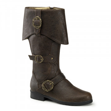 Funtasma CARRIBEAN-299 Brown Distressed Pu