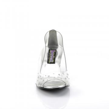 Funtasma CRYSTAL-100 Clr Lucite