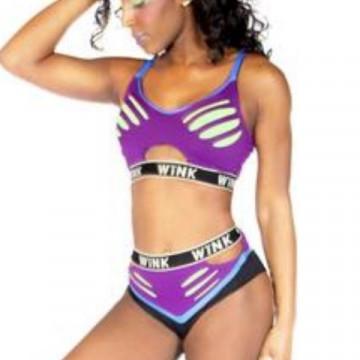Wink - Athena High Waist Shorts W0199