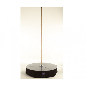 X-pole US pedana X-STAGE BRASS Ottone