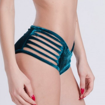 Bandurska Design - Art Deco Short velluto