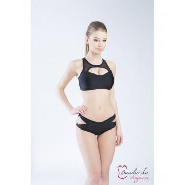 Bandurska Design - Blackbird Top