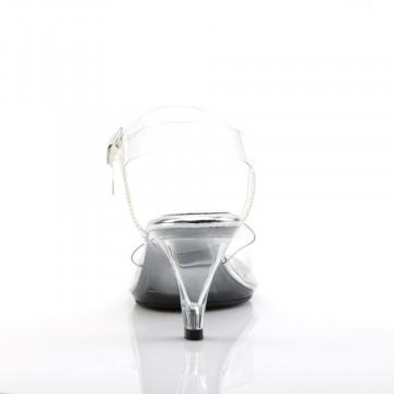 Fabulicious BELLE-308 Clr/Clr
