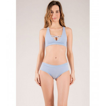 MADEMOISELLE SPIN - SHORT MIMI Azzurro express 24