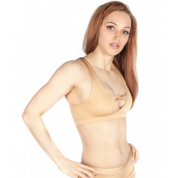 MADEMOISELLE SPIN - TOP PIGALLE CREAM GOLD
